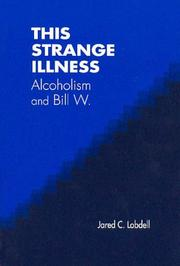 Cover of: This Strange Illness