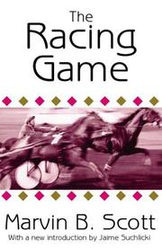 Cover of: The Racing Game
