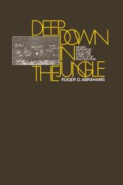 Cover of: Deep Down in the Jungle