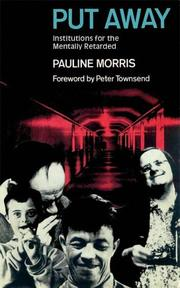 Cover of: Put Away | Pauline Morris