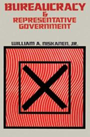 Cover of: Bureaucracy and Representative Government
