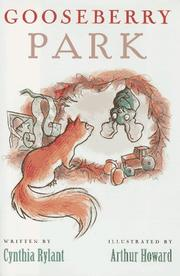 Cover of: Gooseberry Park