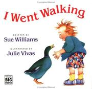 Cover of: I Went Walking (HBJ Big Books)