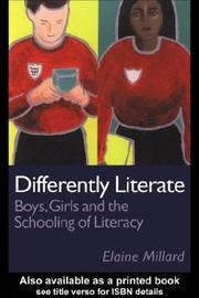 Cover of: Differently Literate