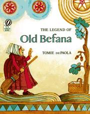 The Legend of Old Befana by Tomie dePaola
