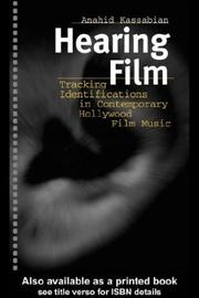 Cover of: Hearing Film