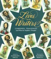 Cover of: Lives of the writers | Kathleen Krull