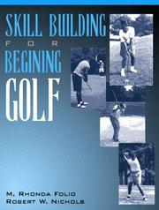 Cover of: Skill building for beginning golf
