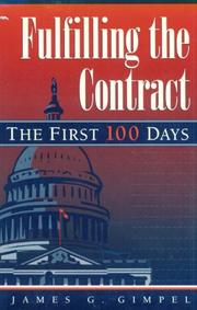 Cover of: Fulfilling the Contract
