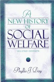 Cover of: A new history of social welfare