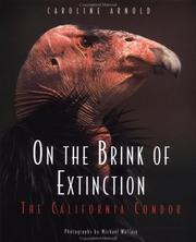 Cover of: On the brink of extinction: the California condor