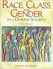 Cover of: Race, Class, and Gender in a Diverse Society