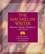Cover of: The Macmillan writer