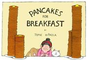 Cover of: Pancakes for Breakfast