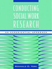 Cover of: Conducting Social Work Research