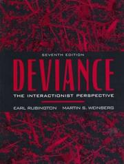 Cover of: Deviance |