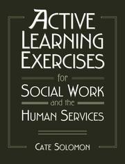 Cover of: Active Learning Exercises for Social Work and the Human Services