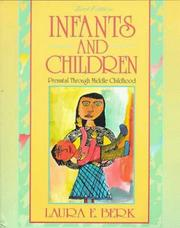 Cover of: Infants and Children | Laura E. Berk
