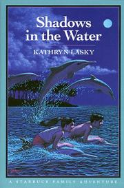 Cover of: Shadows in the water
