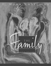 Cover of: The family | J. Ross Eshleman