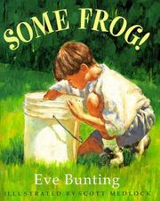 Cover of: Some Frog!