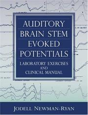Cover of: Auditory Brain Stem Evoked Potentials