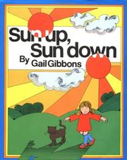 Cover of: Sun Up, Sun Down