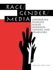 Cover of: Race/Gender/Media