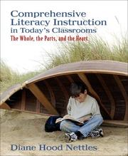 Cover of: Comprehensive Literacy Instruction in Today's Classrooms