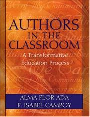Cover of: Authors in the classroom