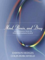 Cover of: Mind, Brain, and Drug | Dawson Hedges