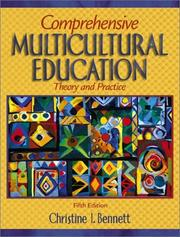 Comprehensive multicultural education by Christine I. Bennett