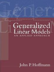Cover of: Generalized Linear Models