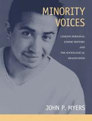 Cover of: Minority Voices