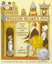Cover of: A Visit to William Blake's Inn