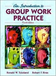 Cover of: CHAPTER 13 An Introduction to Group Work Practice, Fourth Edition: ENGLISH