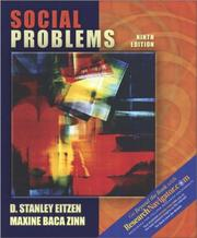 Cover of: Social Problems with Research Navigator