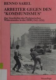 Arbeiter gegen den 'Kommunismus'