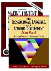 Cover of: CLAD Handbook and SIOP Model Bundle