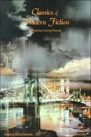 Cover of: Classics of modern fiction