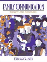 Cover of: Family Communication