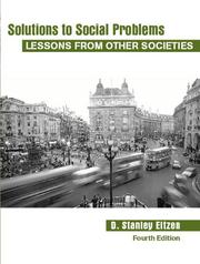 Cover of: Solutions to Social Problems