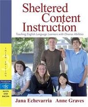 Cover of: Sheltered Content Instruction