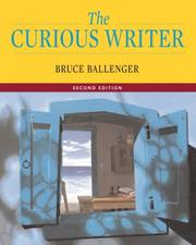 Cover of: Curious Writer, The
