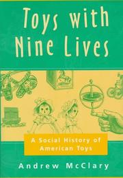 Cover of: Toys with nine lives