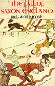 Cover of: The fall of Saxon England