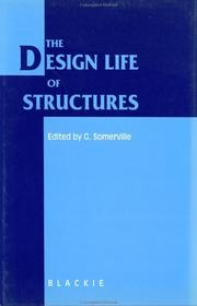 Cover of: Design Life of Structures