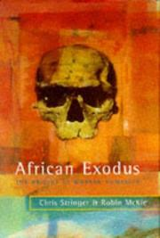 Cover of: African Exodus