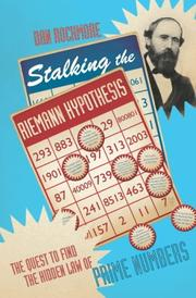 Cover of: Stalking the Riemann Hypothesis