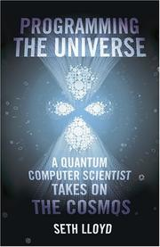 Cover of: Programming the Universe